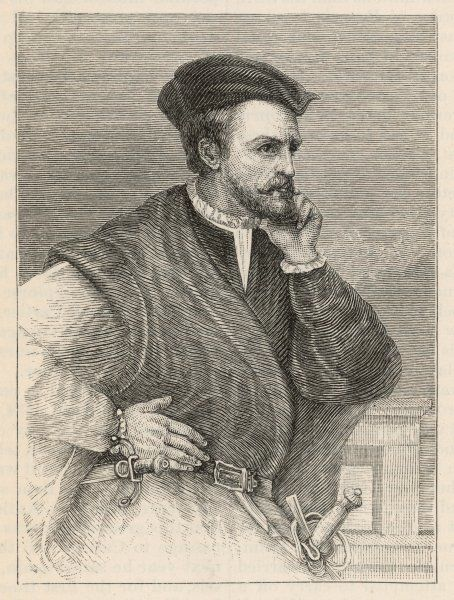 JACQUES CARTIER French sailor and explorer