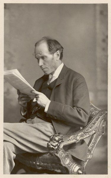 JAMES PAYN English novelist and editor in 1890