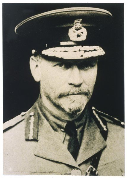 JAN CHRISTIAN SMUTS South African General and statesman
