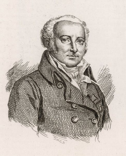 JEAN NICOLAS CORVISART des Marets French medical