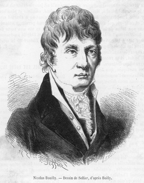 JEAN NICOLAS BOUILLY French writer