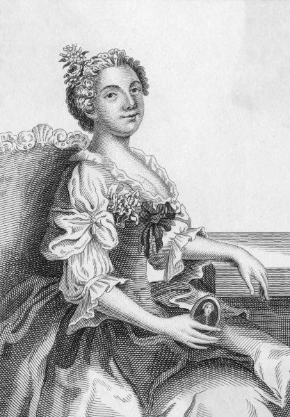 JENNY CAMERON Friend of Prince Charles Stuart, nicknamed the Young Pretender's Diana Date: 1699 - 1790