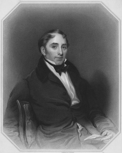 JOHN CHARLES HERRIES Statesman and financier Date: 1778 - 1855