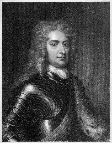 JOHN CHURCHILL Duke of Marlborough, Commander in Chief over the armies of England and Holland in the war of the Spanish Succession