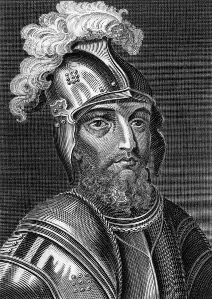 JOHN STEWART, earl of BUCHAN Scottish soldier in the French service, Connetable de France. Date: 1381 - 1424