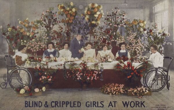 John Groom's Crippleage and Flower Girls Mission