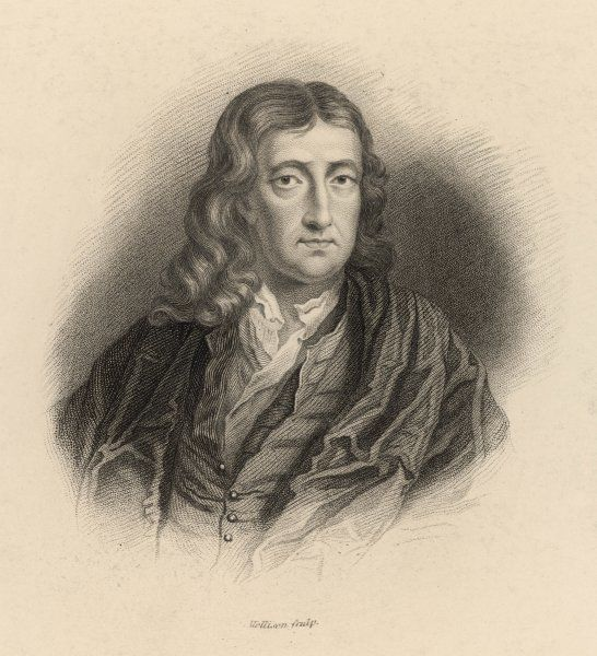 JOHN MILTON English poet and puritan in middle age
