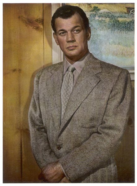 JOSEPH COTTEN American film actor