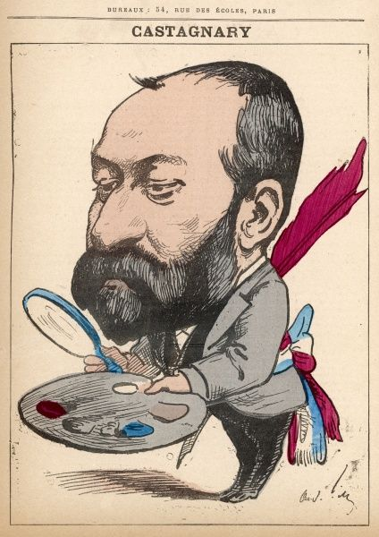 Jules Castagnary (1830-1888): lawyer, Republican journalist and art critic