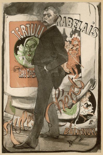 Jules French artist noted for his posters