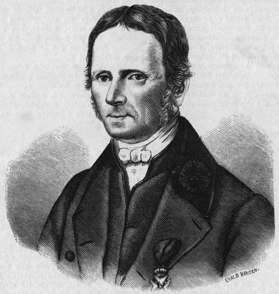 KARL JOHAN SCHONHERR Swedish naturalist, who devised a system of classification, but it was considered inadequate