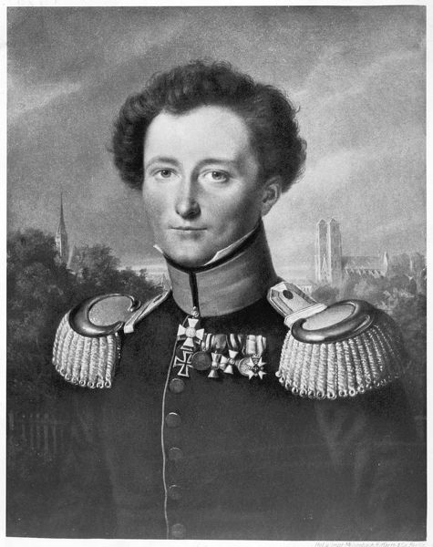 KARL VON CLAUSEWITZ Prussian military, noted for his writings on the science of warfare