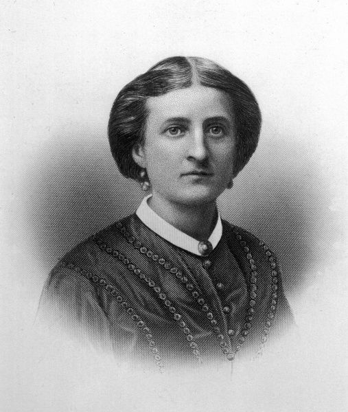 CATHERINE (KATE) FOX [Mrs Jencken] pioneer spiritualist who later admitted cheating, then withdrew her admission