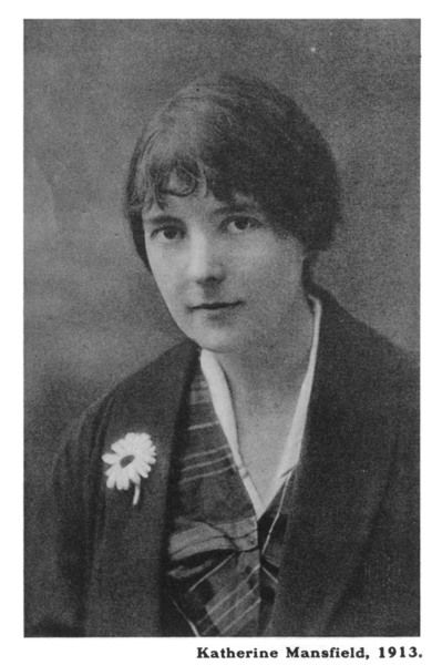 KATHERINE MANSFIELD New Zealand writer, known for her short stories ; married Middleton Murry, became a follower of Gurdjieff