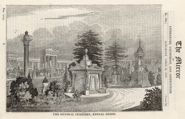 The General Cemetery, Kensal Green