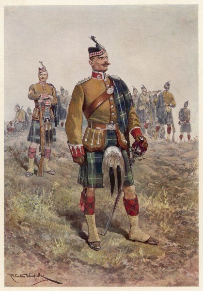 THE KING'S (LIVERPOOL REGIMENT) 10TH (SCOTTISH) BATTALION