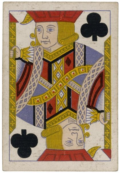 The Knave of Clubs