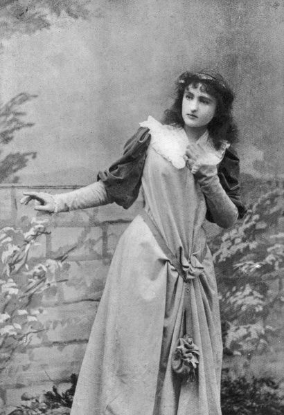 LILIAN BRAITHWAITE English actress in the roll of Anne Page in Shakespeare's Merry Wives of Windsor