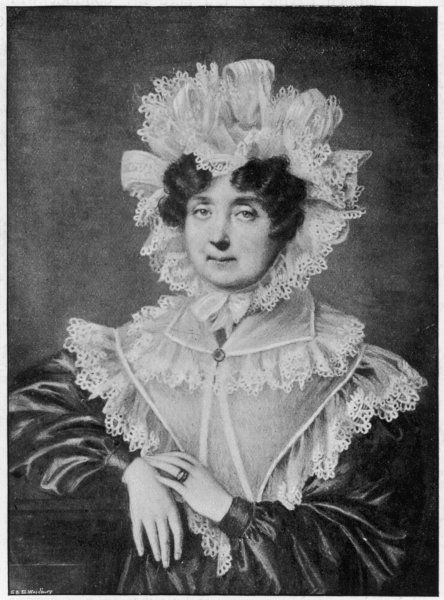 LADY FRANCES NELSON Originally Frances Woolward, she met Horatio Nelson in 1785 and married him in 1787