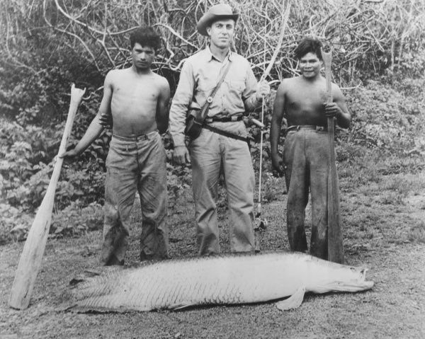 A large catch! Date: 1960s