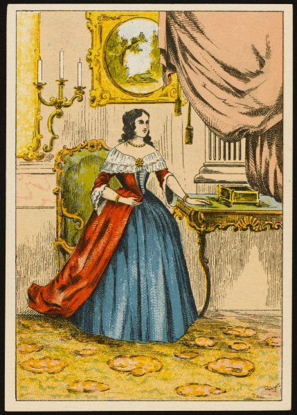 Marie Anne Adelaide Le Normand French fortune teller, patronised by Napoleon