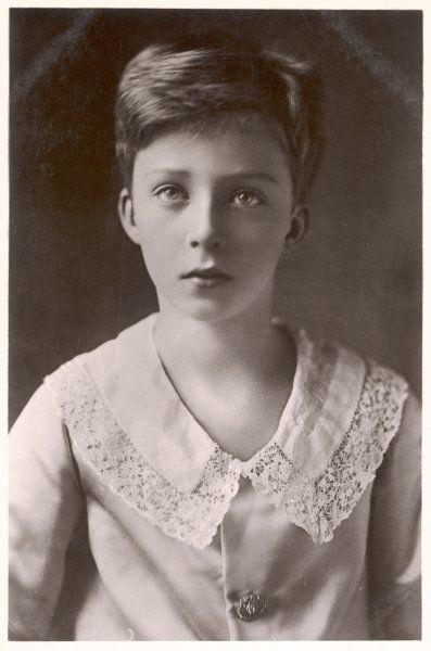 LEOPOLD III King of Belgium (1934-51) as a little boy, when Duke of Brabant