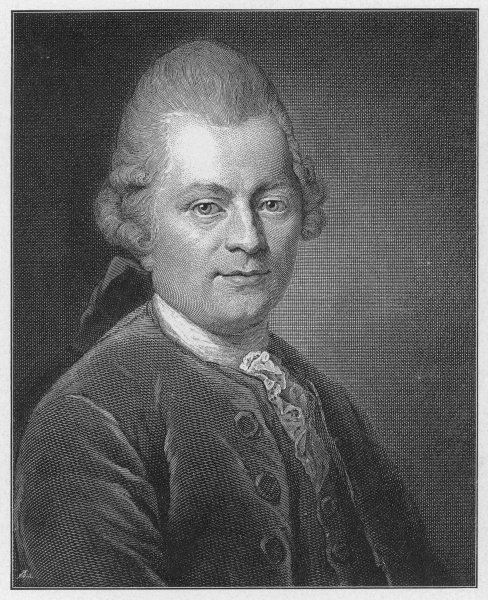 GOTTHOLD EPHRAIM LESSING German dramatist and critic