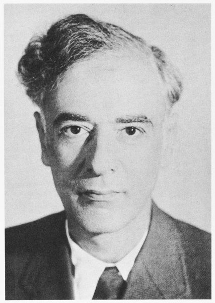 Russian physicist, LEV DAVIDOVICH LANDAU (1908-1968), who won a Nobel Prize for Physics in 1962