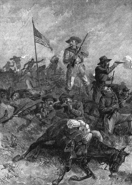 General Custer's last stand Date: 25 June 1876