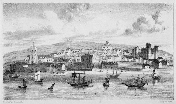 Liverpool: a 17th century view