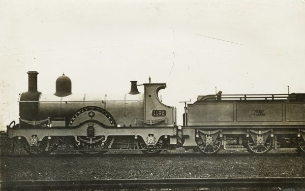 Locomotive no 1132 Prince of Wales Date
