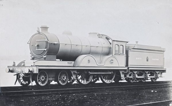 Locomotive no 1238 4-4-0 Date