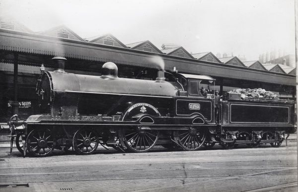 Locomotive no 2582 'Rowland Hill' built in 1905 for the L&NWR Date: 1905