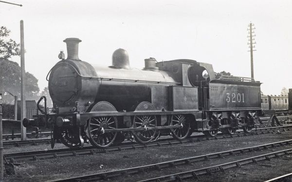 Locomotive no 3201 0-6-0 Date