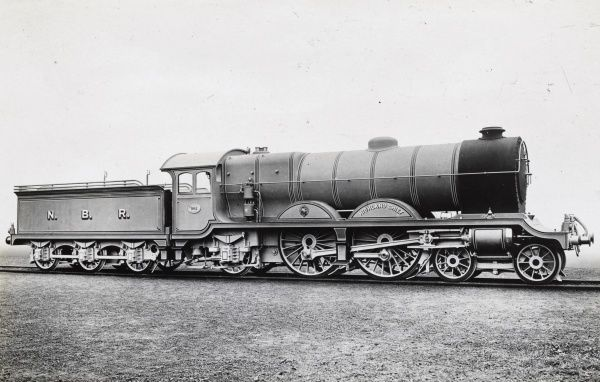 Locomotive no 902 'Highland Chief' Date