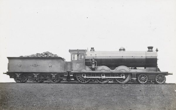 Locomotive no 917 4-6-0 Date