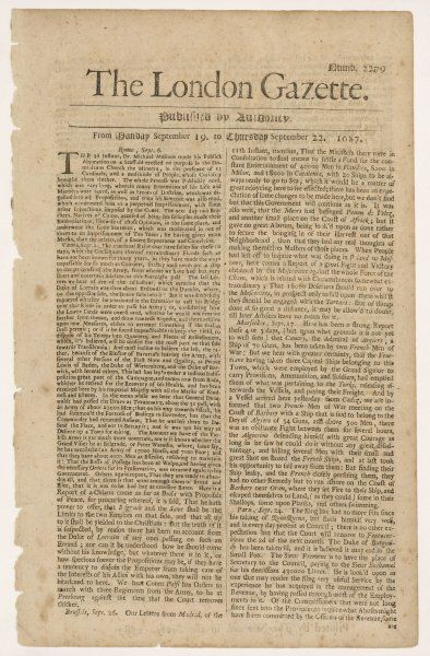 The London Gazette