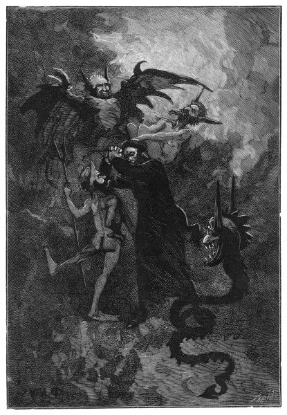 Pere Surin, sent to exorcise the demons plaguing the nuns of Saint-Ursule, is himself assailed by the nasty creatures