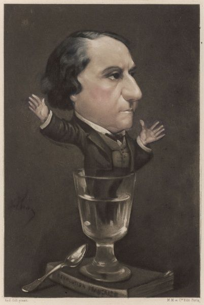 LOUIS BLANC French socialist politician