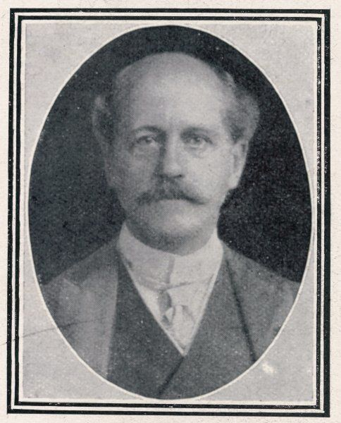 PERCIVAL LOWELL American astronomer
