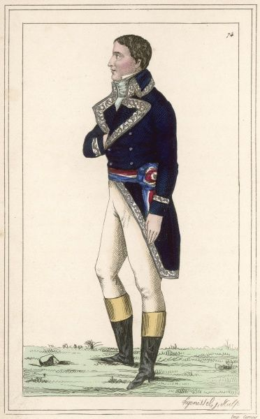 LUCIEN BONAPARTE - brother of Napoleon I and French Statesman (exiled from France by Napoleon I)