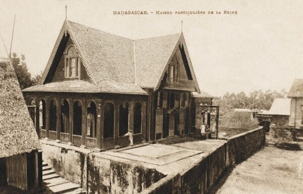 Madagascar - The Queen's House