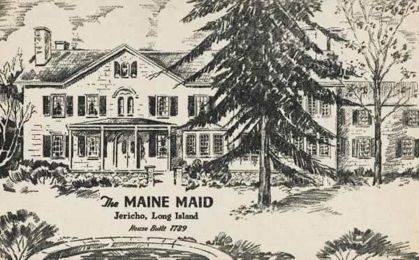 Maine Maid restaurant, Jericho, Long Island