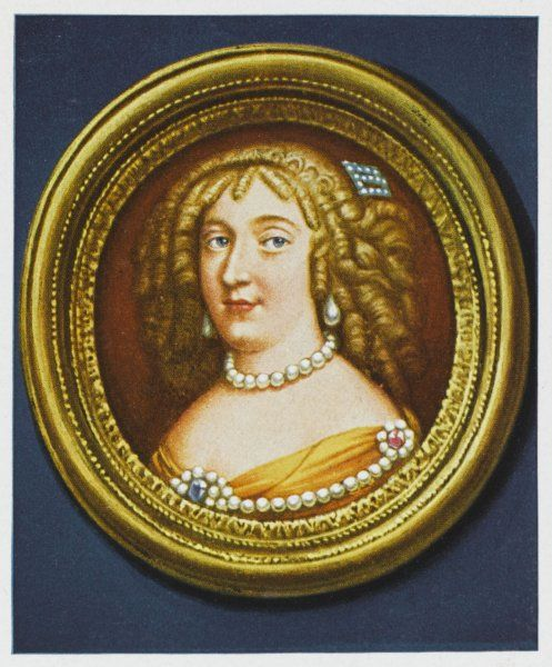 Francoise d'Aubigne, madame de MAINTENON, widow of the poet Scarron, and second wife (secret) of Louis XIV