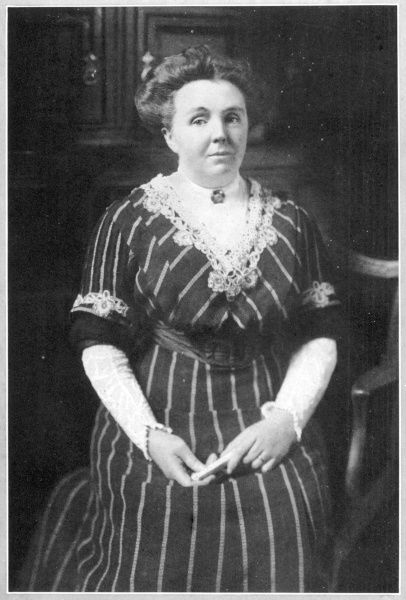 MARGARET LLOYD GEORGE wife of David Lloyd George, statesman