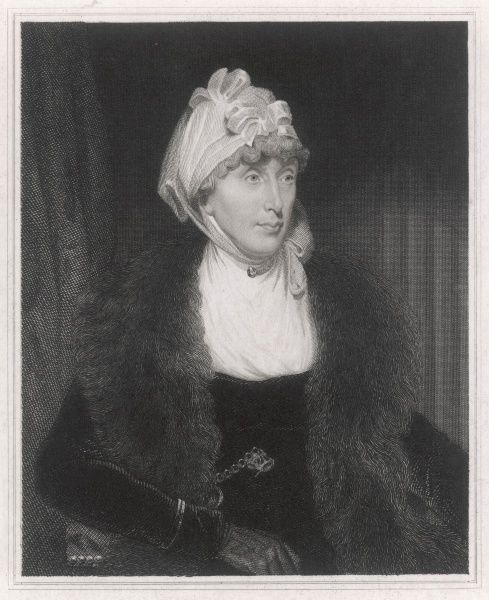 MARY ELISABETH (PONSONBY) COUNTESS GREY Wife of Charles, 2nd Earl