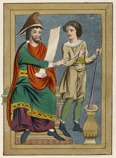 Physician and his servant