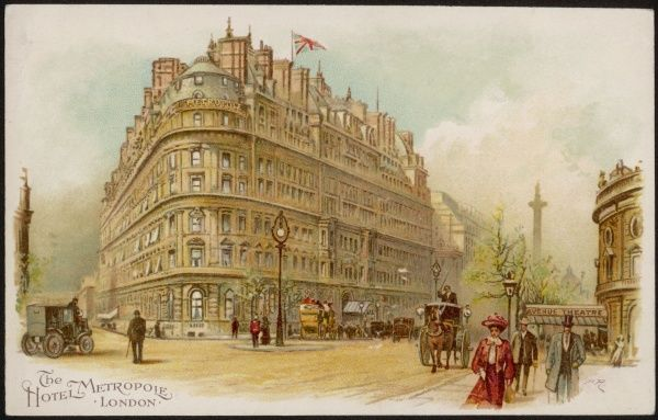 The Metropole Hotel Northumberland Avenue Exterior view