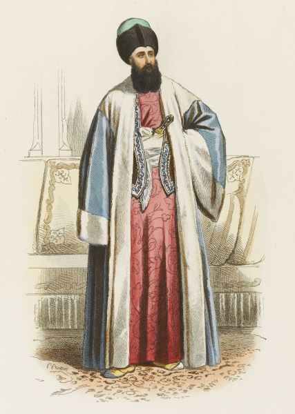 MICHAEL SOUTRA (or Sutra ?) Prince of Moldavia (now part of Romania) then under Ottoman rule, so that he is little more than a Turkish official