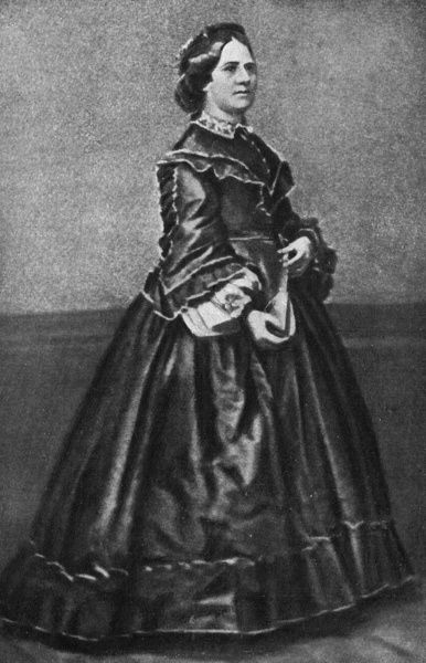 CHRISTINE WILHELMINE 'MINNA' WAGNER (nee Planer) actress, first wife of Richard W. with whom she had a stormy marriage ending in separation. Date: ? - 1866